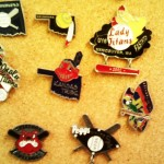 softball baseball pins